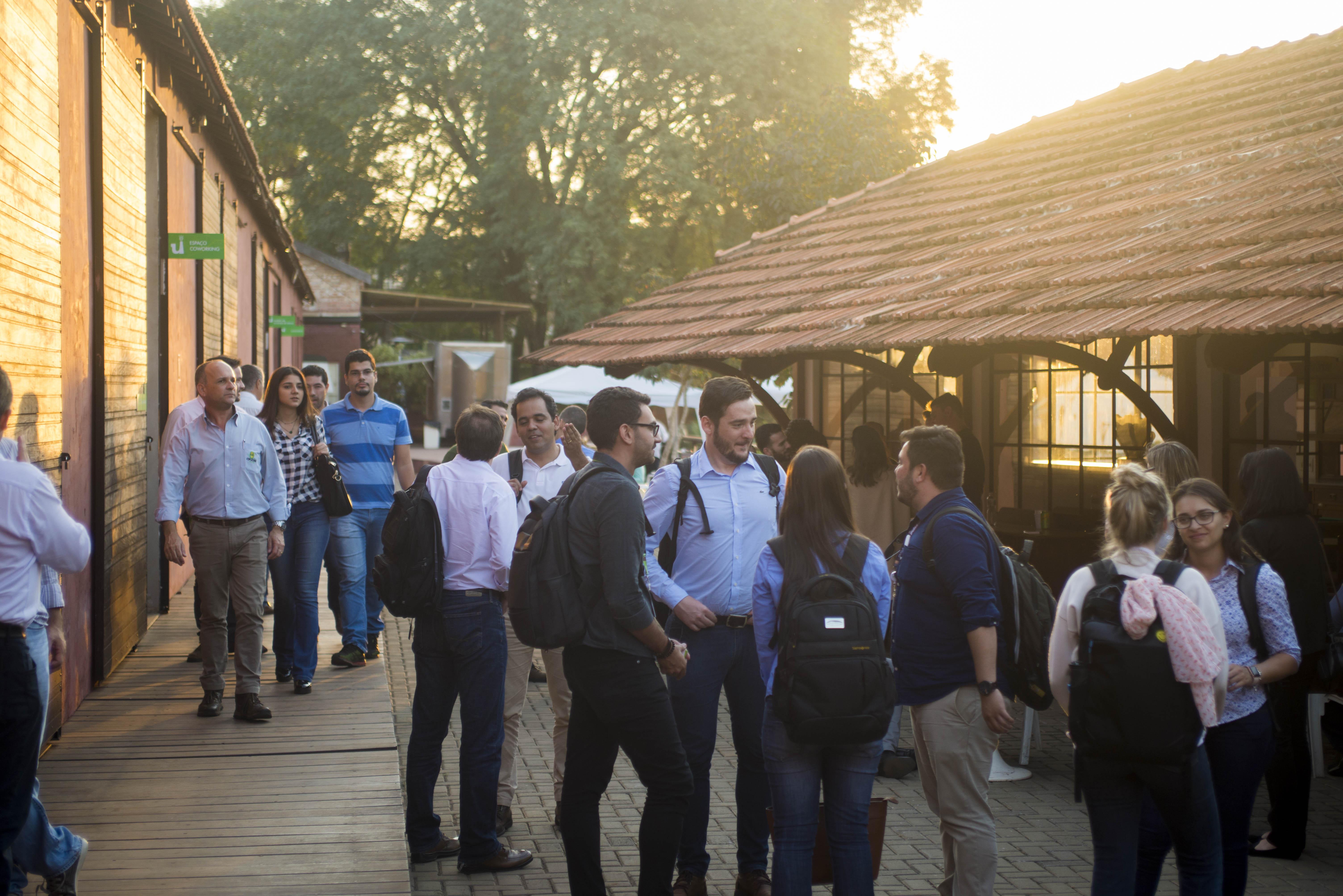 Evento promove o networking entre os envolvidos no ecossistema do Vale do Piracicaba (Foto: Hélio Graça)
